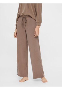 Pieces - Jogginghose - light brown