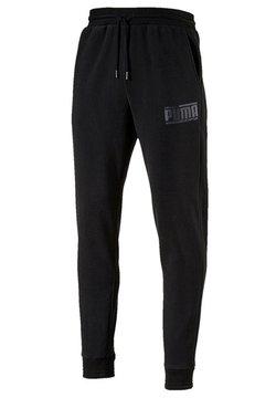 Puma - Jogginghose - cotton black