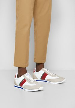 PS Paul Smith - PRINCE - Trainers - white/red