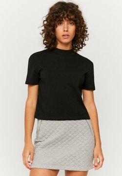 TALLY WEiJL - T-Shirt basic - black