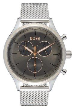 BOSS - COMPANION - Montre à aiguilles - silver-coloured