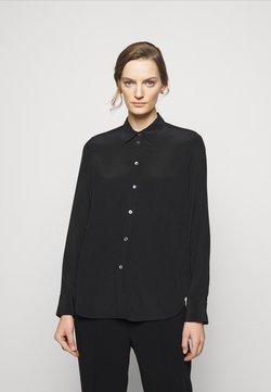 Filippa K - CLASSIC - Button-down blouse - black