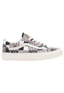 Vans - OLD SKOOL - Sneakers laag - (patchwork flrl)mltmshmlw