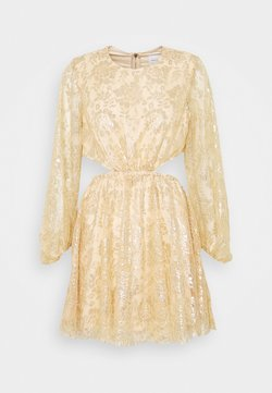 Alice McCall - MAGIC THINKING MINI DRESS - Vestito elegante - gold