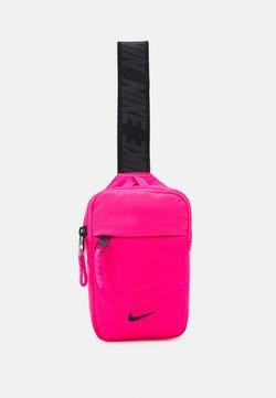 Nike Sportswear - Umhängetasche - hyper pink/dark smoke grey/black