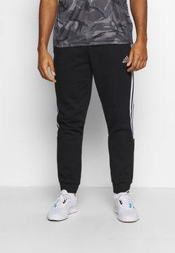 adidas Performance - CUT - Jogginghose - black/white