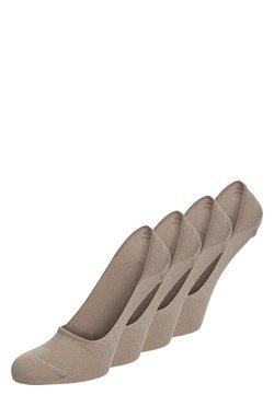 camano - 4 PACK - Füßlinge - sand
