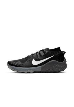 Nike Performance - WILDHORSE 6 - Laufschuh Trail - off noir/black/iron grey/spruce aura