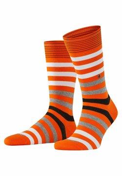 Burlington - BLACKPOOL - Socken - flash orange