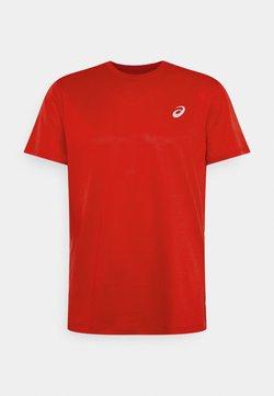 ASICS - CORE - T-Shirt print - classic red