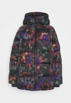 Dedicated - PUFFER JACKET BODEN TIE DYE - Winterjacke - multi color