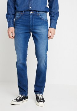 Wrangler - 11MWZ - Jeans a sigaretta - stone blue denim