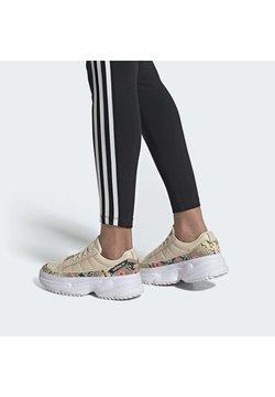 adidas Originals - Sneakers laag - linen/linen/cblack