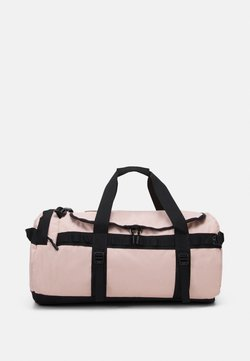 The North Face - BASE CAMP DUFFEL M UNISEX - Sporttasche - pink/black