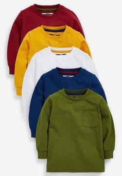 Next - 5 PACK  - Camiseta de manga larga - multi-coloured