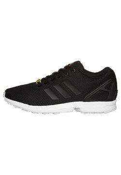 adidas Originals - ZX FLUX - Sneaker low - black1/black1/wht
