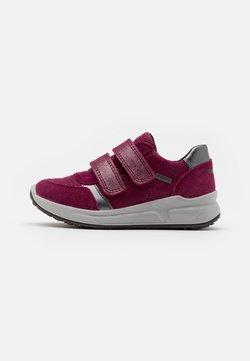 Superfit - MERIDA - Sneaker low - rot