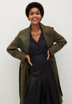 Mango - VENUS - Classic coat - khaki