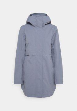 Didriksons - EDITH - Regenjacke / wasserabweisende Jacke - foggy blue