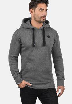 Solid - BENO - Felpa con cappuccio - grey melange
