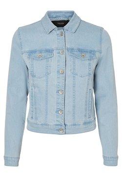 Vero Moda - VMHOT SOYA  - Veste en jean - light-blue denim