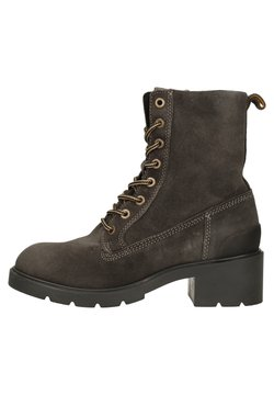 camel active - Bottines à lacets - antracite grey c