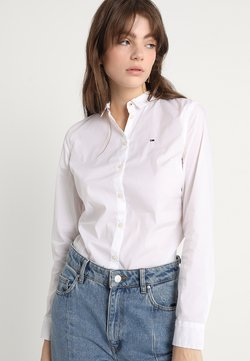 Tommy Jeans - ORIGINAL - Hemdbluse - classic white