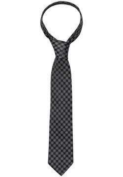 Eterna - Krawatte - schwarz/grau
