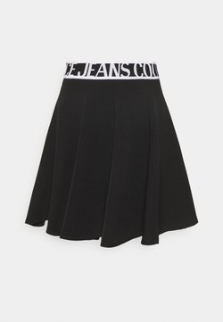Versace Jeans Couture - SKIRT - Minihame - black