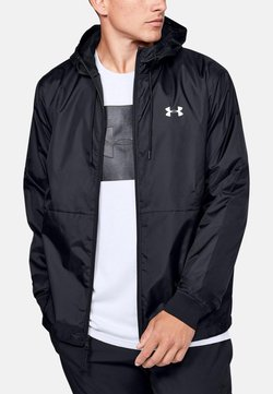 Under Armour - FIELD HOUSE - Windbreaker - black