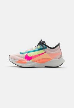 Nike Performance - ZOOM FLY 3 PRM - Zapatillas de competición - barely rose/pink blast/atomic pink