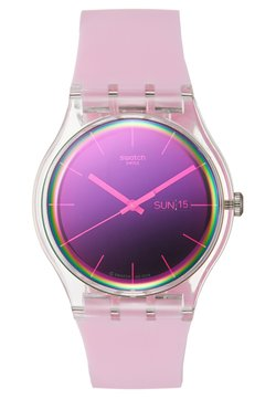 Swatch - POLAROSE - Montre - pink