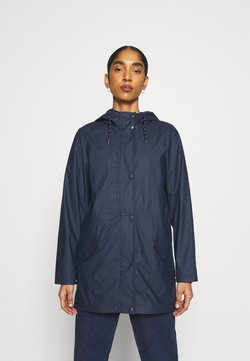 Vero Moda - VMSHADYLOA  - Parka - navy blazer