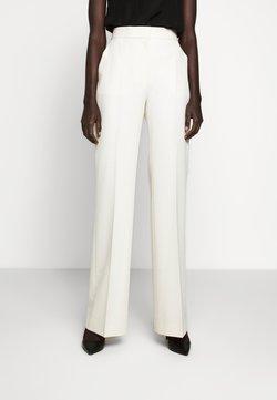 Victoria Victoria Beckham - Spodnie materiałowe - ecru
