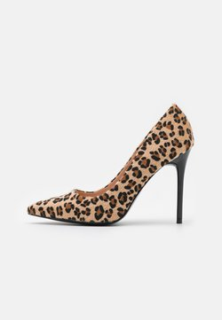 Even&Odd - Zapatos altos - beige