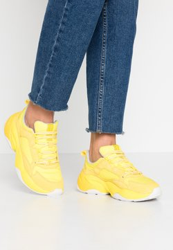 Marc O'Polo - CRUZ - Sneaker low - yellow