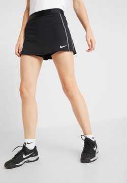 Nike Performance - DRY SKIRT - Sportrock - black/white
