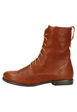 Think! - Ankle Boot - cognac 3010