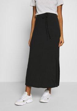 Vero Moda - VMAVA ANCLE SKIRT  - Jupe longue - black