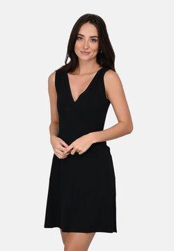 Pain de Sucre - SAVANA - Korte jurk - black