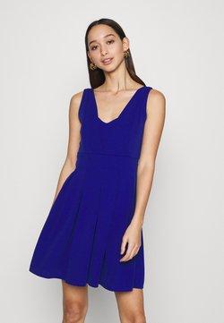 WAL G. - ELLIANNA SKATER DRESS - Cocktail dress / Party dress - electric blue
