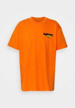 Carhartt WIP - RUNNER - T-shirt z nadrukiem - hokkaido