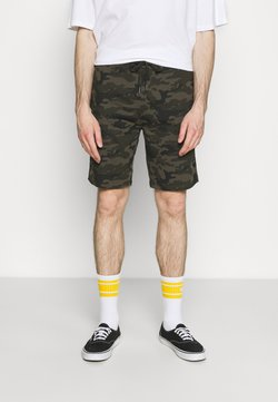 Brave Soul - Shorts - khaki