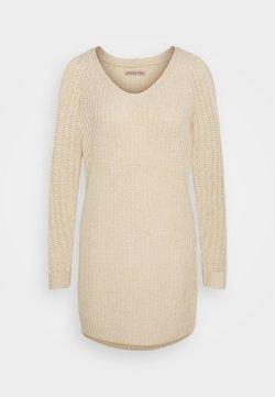 Anna Field - Vestido de punto - mottled beige