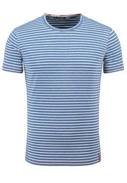 Key Largo - MT DANIEL ROUND - T-Shirt print - blue