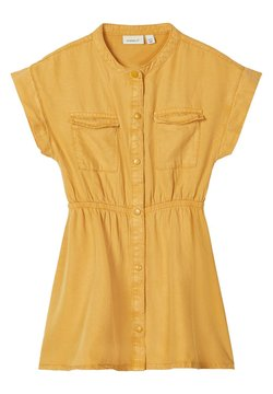 Name it - Blousejurk - amber gold