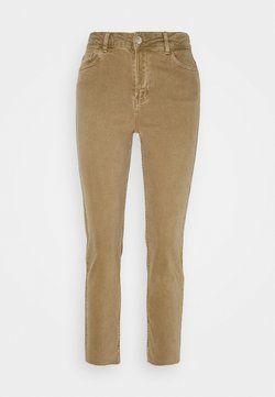 ONLY - ONLEMILY LIFE  - Relaxed fit jeans - petrified oak