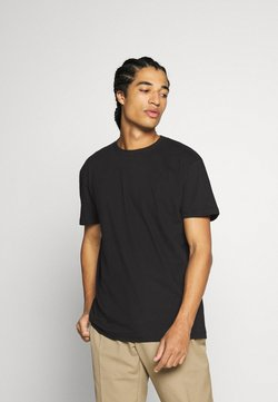Anerkjendt - AKKIKKI - T-shirt basic - cavair