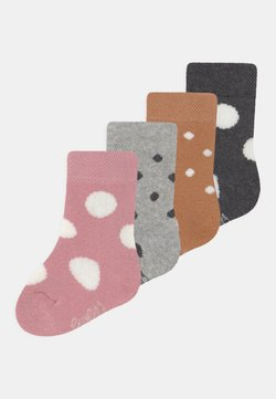 Ewers - SPOTTY 4 PACK UNISEX - Calcetines - multi-coloured