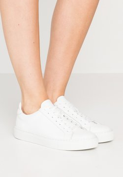 GARMENT PROJECT - TYPE VEGAN - Sneakers laag - white